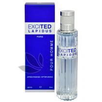 Ted Lapidus Excited Lapidus - voda po holení 50 ml