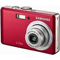 Samsung Digimax L730 Red