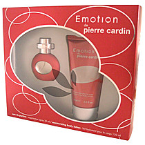 Pierre Cardin Emotion For Woman - dárková sada EdP 30 ml