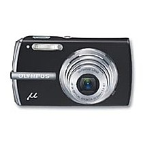 Olympus Mju 820 Midnight Black