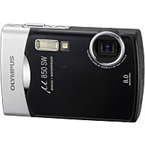 Olympus Mju 850SW Midnight Black