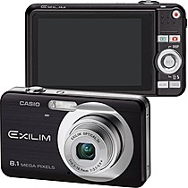 Casio EXILIM Zoom EX-Z80 Black KIT