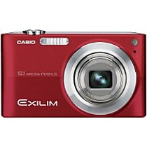 Casio EXILIM Zoom EX-Z200 Red