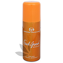 Sergio Tacchini Feel Good Woman - deospray 150 ml W