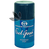 Sergio Tacchini Feel Good Man - tuhý deodorant 75 ml M
