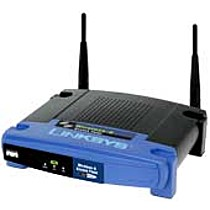 Linksys WAP54G, Wireless Access Point, odpoj. ant.