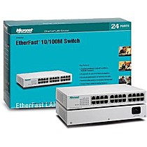 Micronet 24-Port 10 / 100M Switch SP624EA