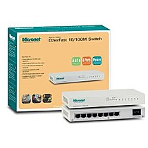 Micronet 8-Port 10 / 100M Switch SP608EB