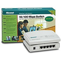 Micronet 5-Port 10 / 100M Switch SP605K