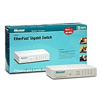Micronet 5-Port Gigabit Switch SP665C