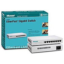 Micronet 8-Port Gigabit Switch SP668A
