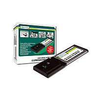 Digitus Wireless LAN ExpressCard, 300Mbps