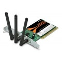 D-Link DWA-547 Rangebooster N 650 Draft 802.11n Wireless PCI Adapter
