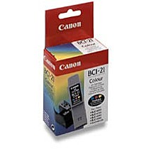 CANON BCI-21CL