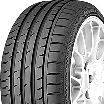 Continental 325/25 R20 FR ContiSportContact 3