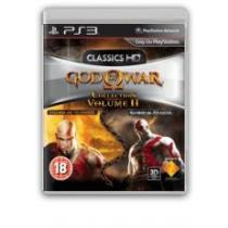 GOD OF WAR COLLECTION 2 (PS3)