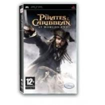 PIRATES OF CARIBBEAN: AT WORLDS END (PSP)