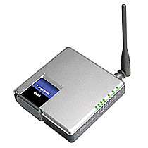 Linksys Compact Wi-fi Broadband Router WRT54GC