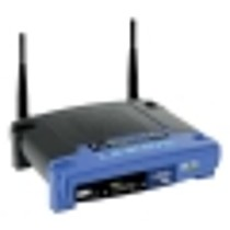 Linksys 54Mbps Wi-fi AP Router w / 4port WRT54G
