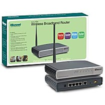 Micronet WLAN Router, 54 Mbps SP916GK