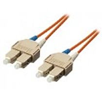 LWL Patch Cord SC / SC 50 / 125µ 5,0m