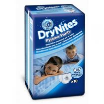 Huggies Dry Nites Medium - Boys 10ks
