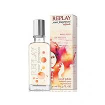 Replay your fragrance! Refresh EdT 40ml dámská