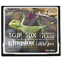 Kingston 1 GB Compact Flash