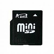 A-Data 1024MB mini SD-Card