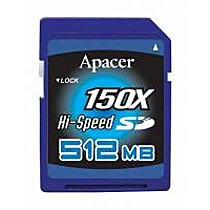 Apacer 2GB Secure Digital