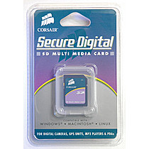 Corsair 512MB Secure Digital