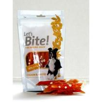 BRIT Care Let´s Bite Chicken and Cheese 80g