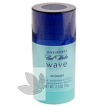 Davidoff Cool Water Wave - tuhý deodorant 70 ml W