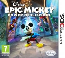Disney Epic Mickey: Power of Illusion (3ds)
