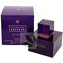 David Beckham Intimately Beckham Night Women EdT 30 ml W